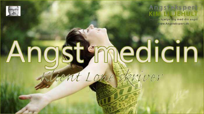 angst medicin