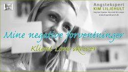 Negative tanker og forventninger