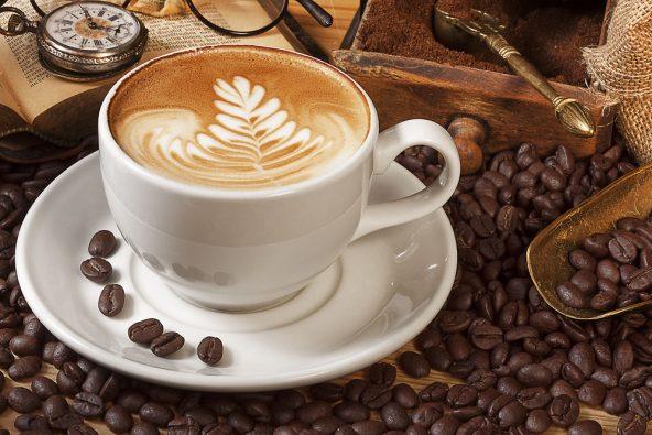 Kaffe og angst